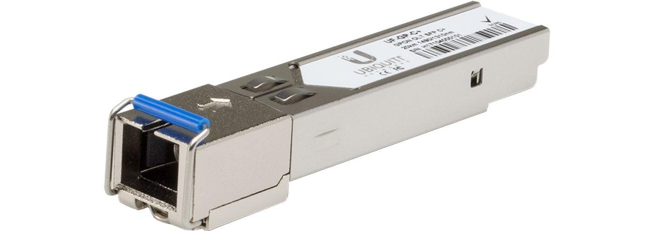 Moduł SFP Ubiquiti UF-GP-C+ Single-Mode 1.25Gbit 1xSC/UPC (2 szt.