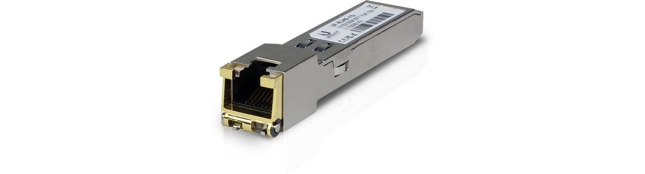 Moduł SFP Ubiquiti UF-RJ45-1G UFiber 1.25Gbit SFP+