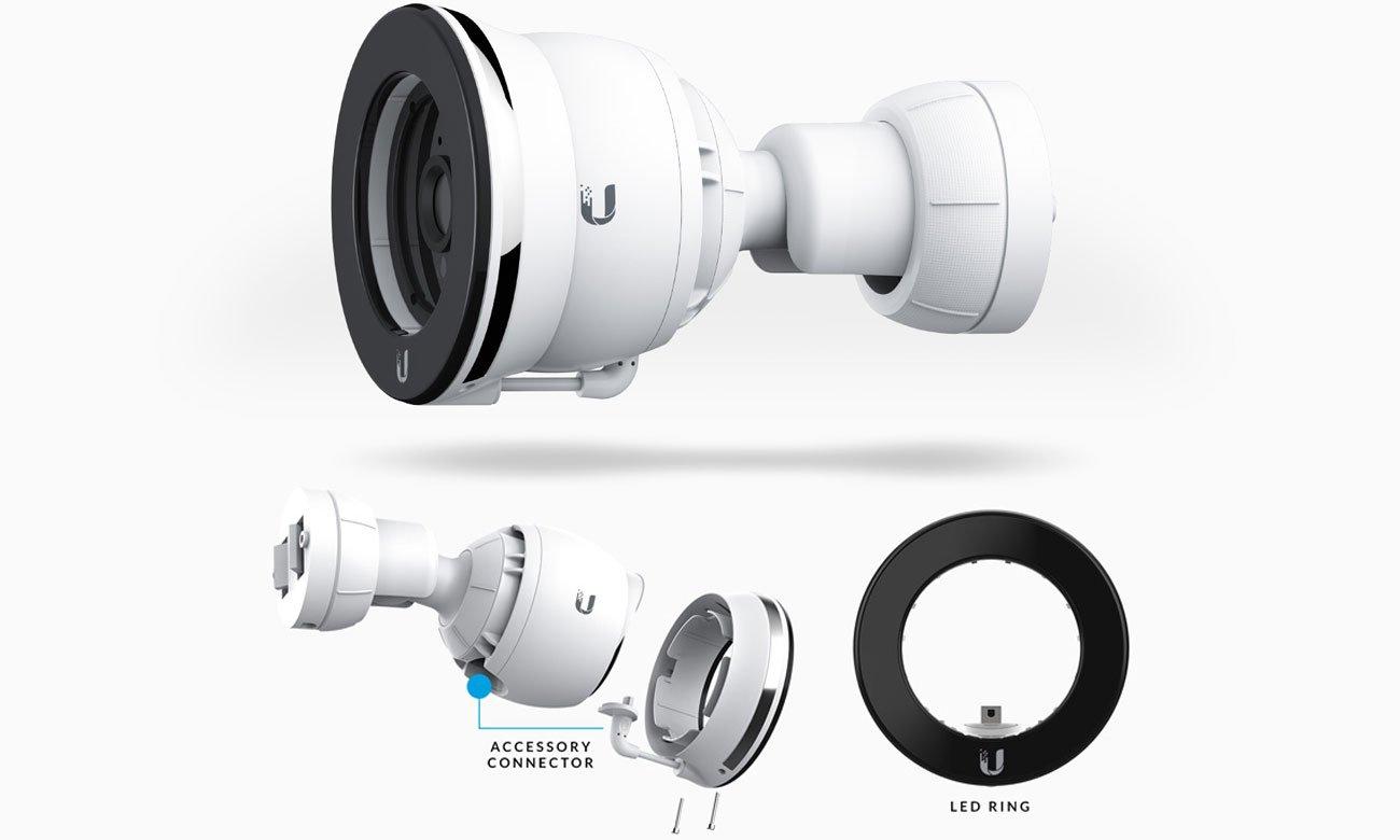 Kamera IP Ubiquiti UniFi G3 Promieniowanie podczerwone z automatycznym filtrem IR