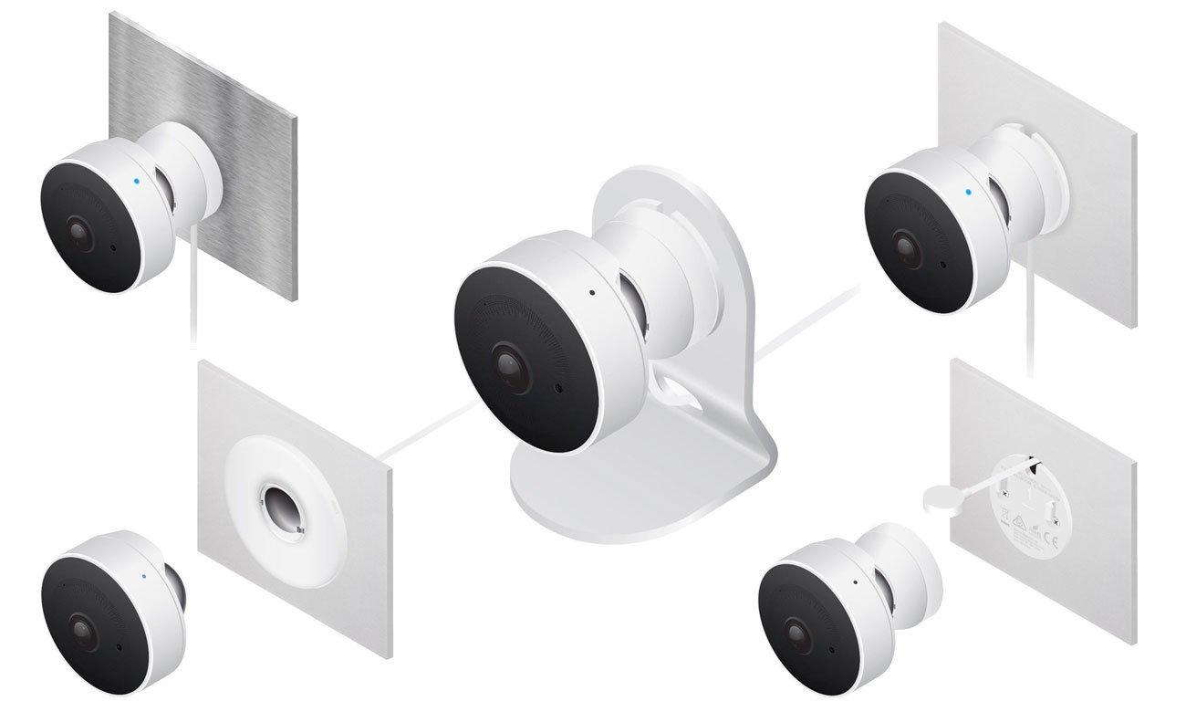 Kamera IP Ubiquiti UniFi G3 micro Mocowanie