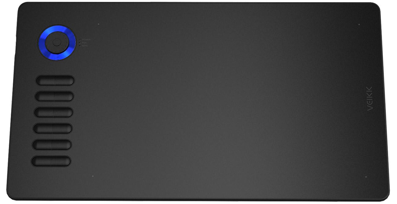 Tablet graficzny Veikk A15 Pro Czarno-niebieski