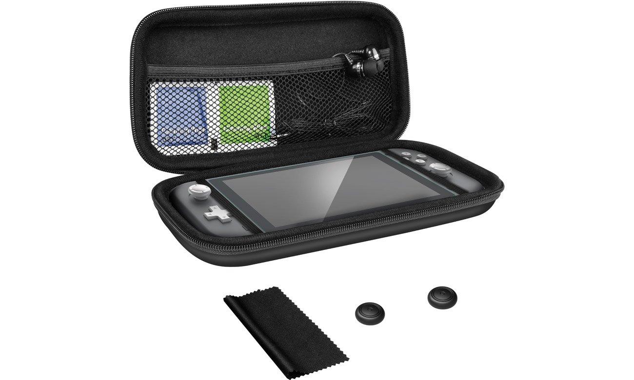 Zestaw ochronny Venom Gaming Essentials Kit do konsoli Nintendo Switch Lite