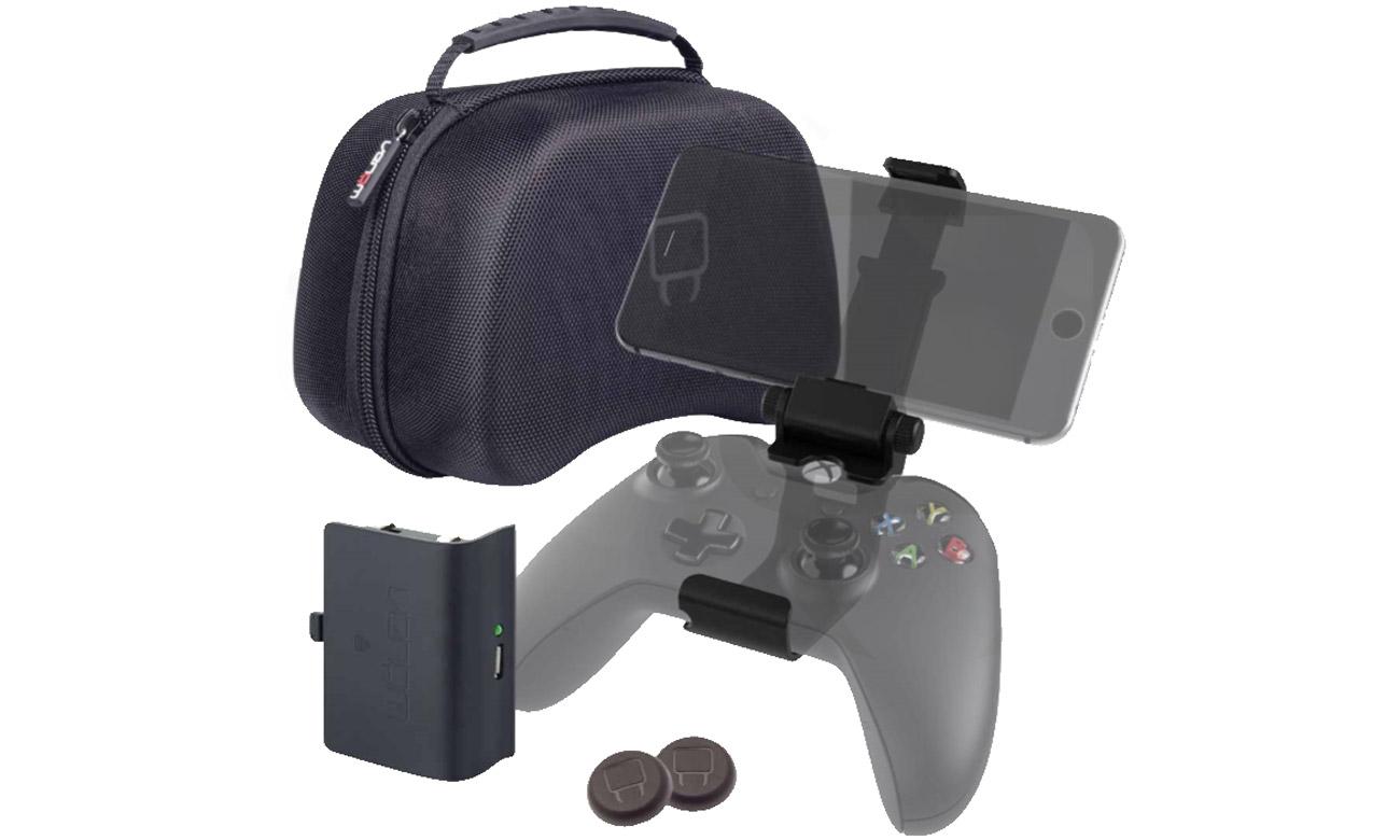 Zestaw podróżny Venom Gaming Travel Kit do padów Xbox One