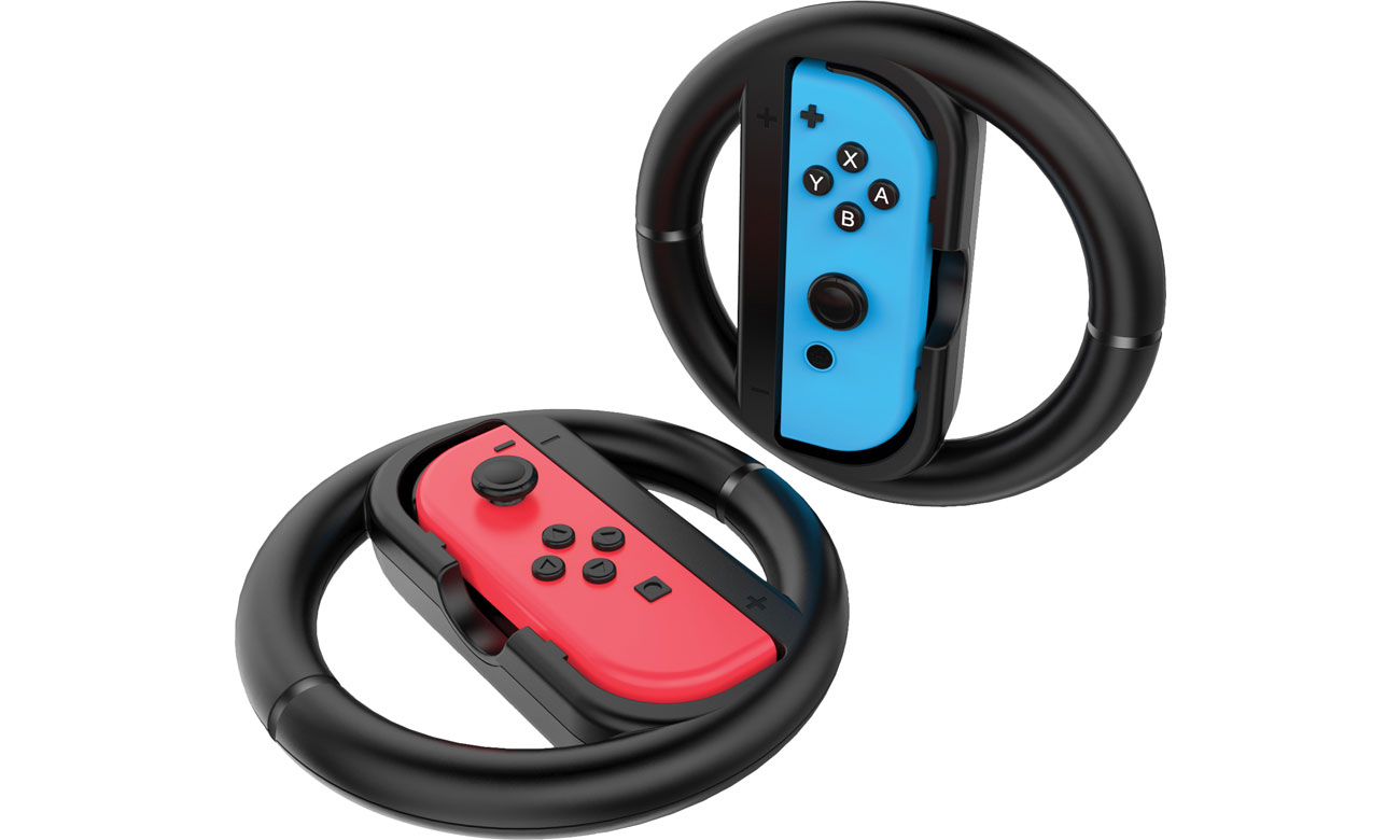 Venom Racing Wheels do Nintendo Switch