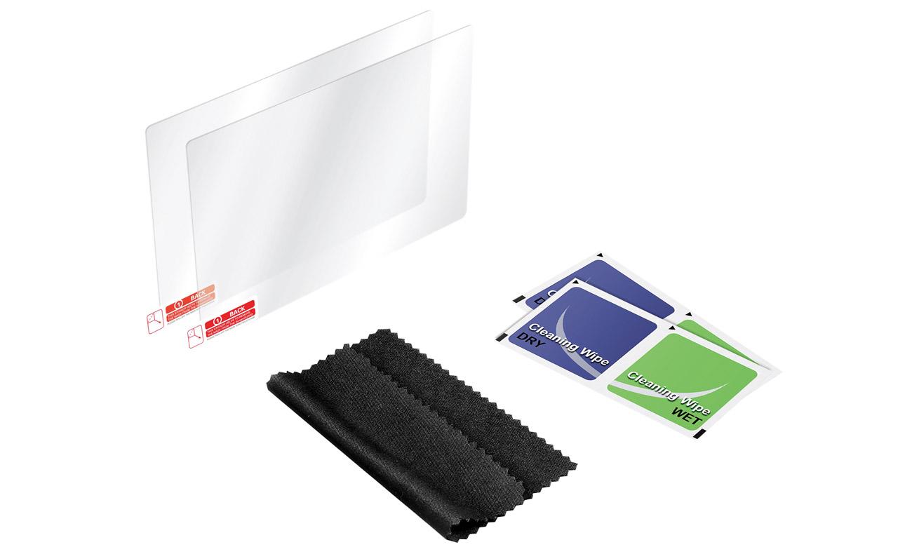 Zestaw ochrony ekranu Venom Screen Protector Kit do konsoli Nintendo Switch Lite