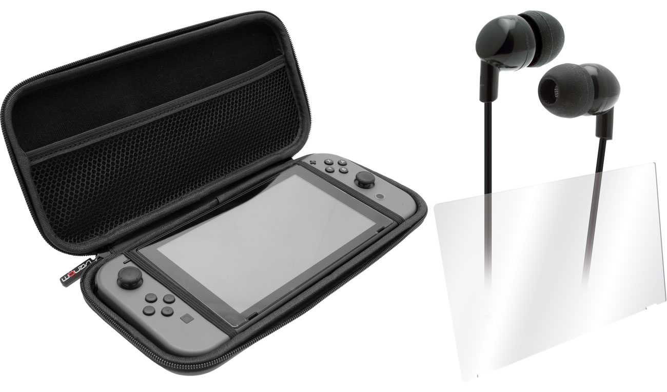 Zestaw startowy do konsoli Nintendo Switch Venom Starter Kit
