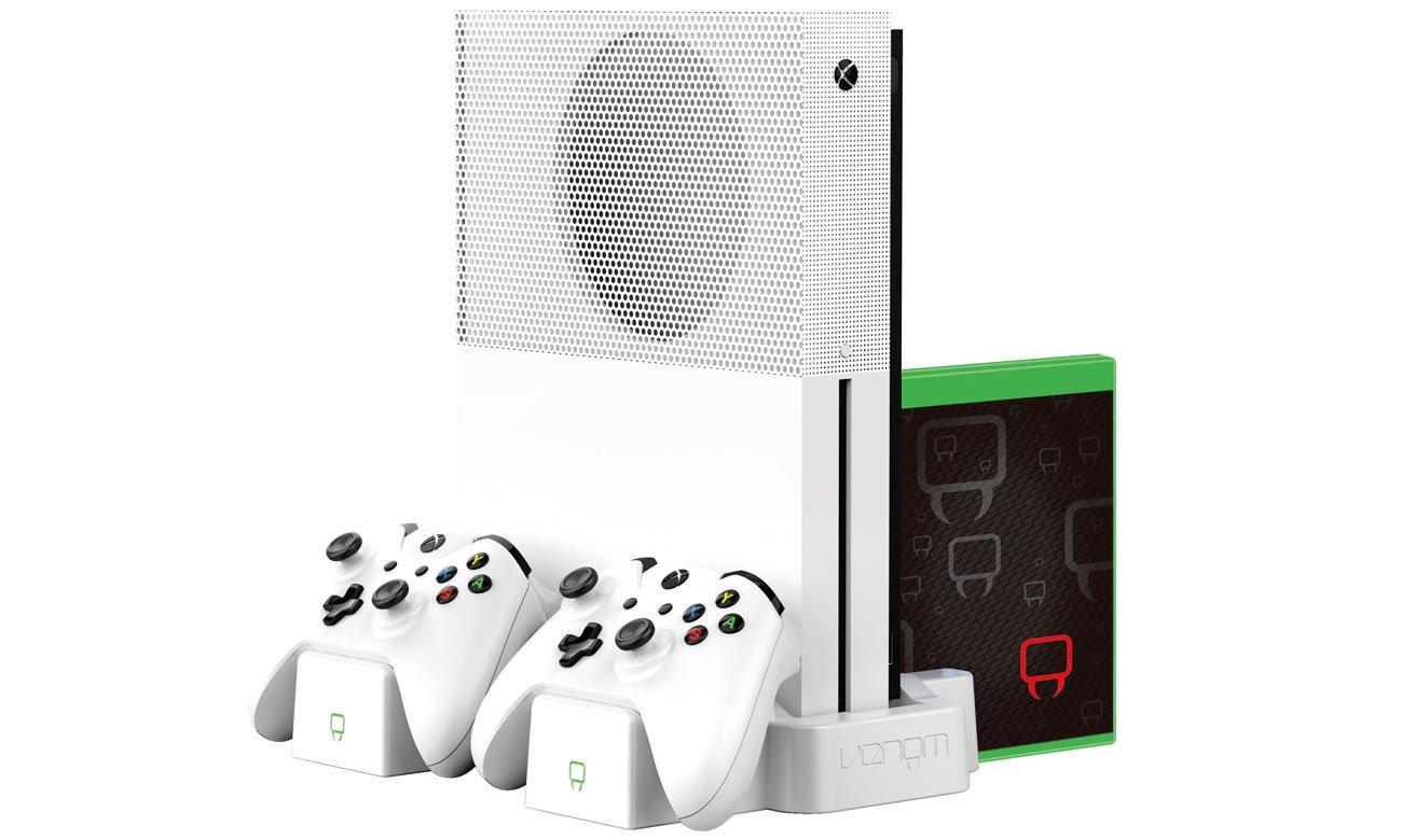 Stojak pionowy dla konsoli Xbox One Venom Vertical Charging Stand