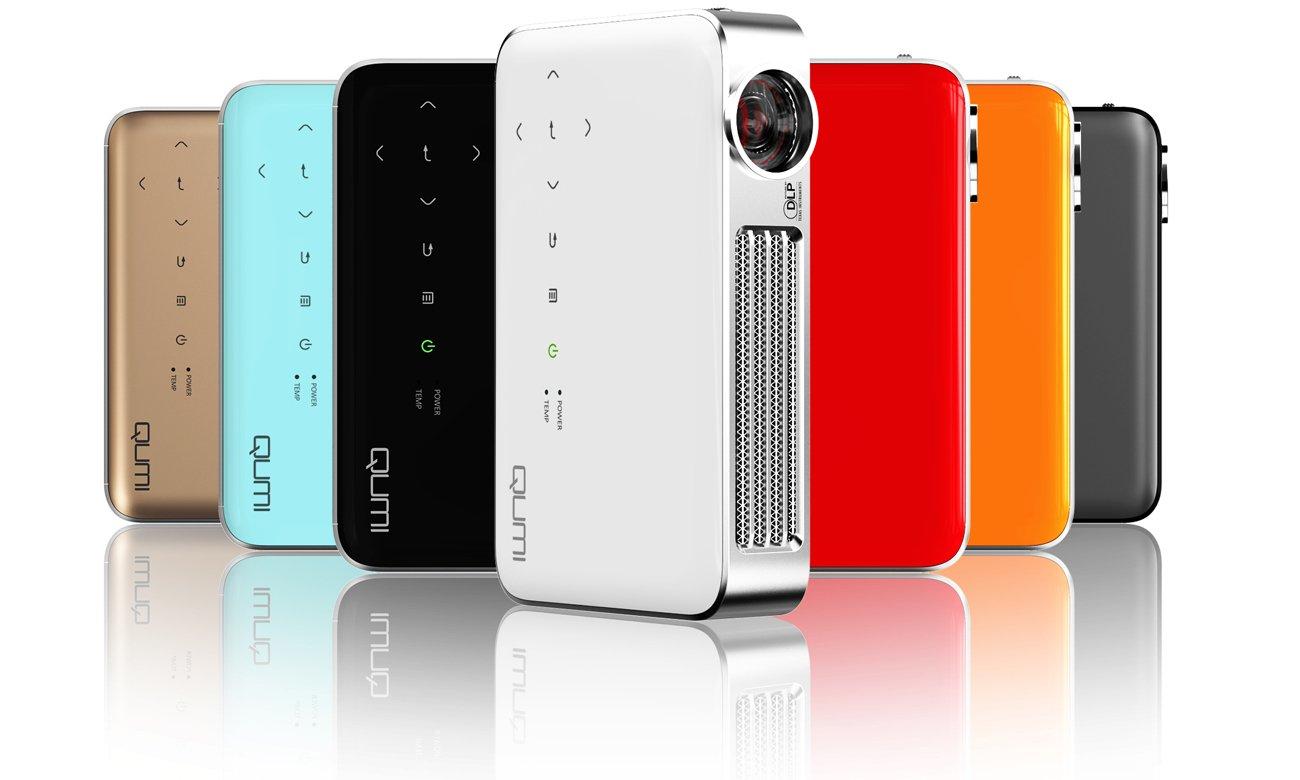 Qumi Q6 Wszystkie kolory