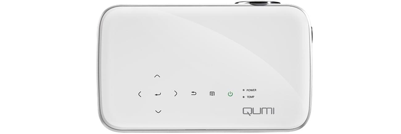 Vivitek Qumi Q8 Biały Rozdzielczość FullHD