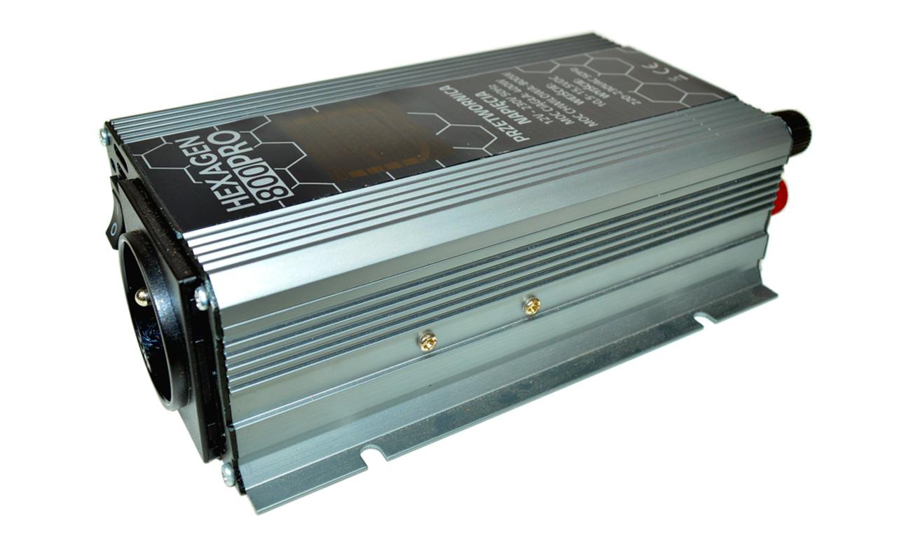 Przetwornica VOLT HEX 800 PRO 12 V