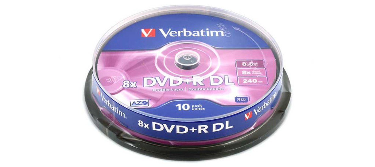 Płyta DVD+R Esperanza 8.5GB 8x Double Layer CAKE 10szt. 1245
