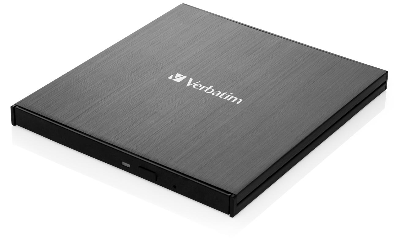 Nagrywarka płyt CD/DVD Verbatim Slimline X4