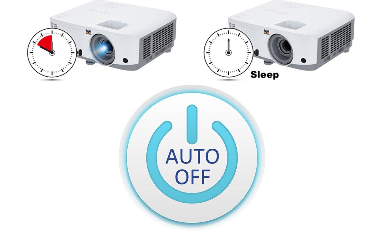 ViewSonic PA503S Automatyczne Wyłączanie