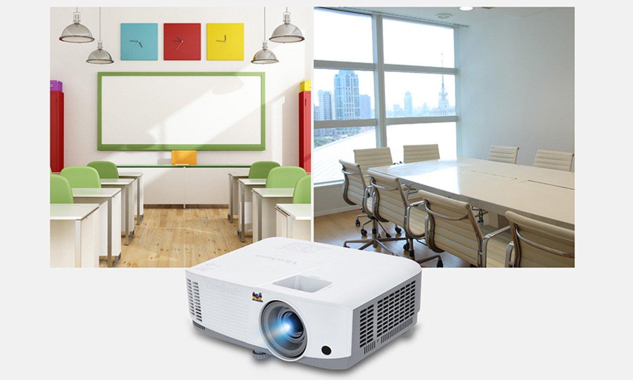 ViewSonic PA503S Jasność Lampy