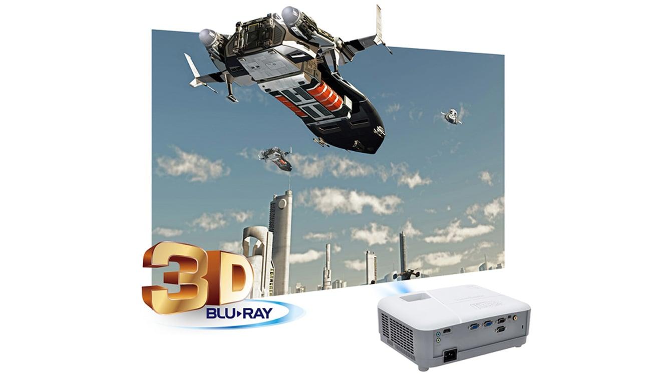 ViewSonic PA503S 3D Ready