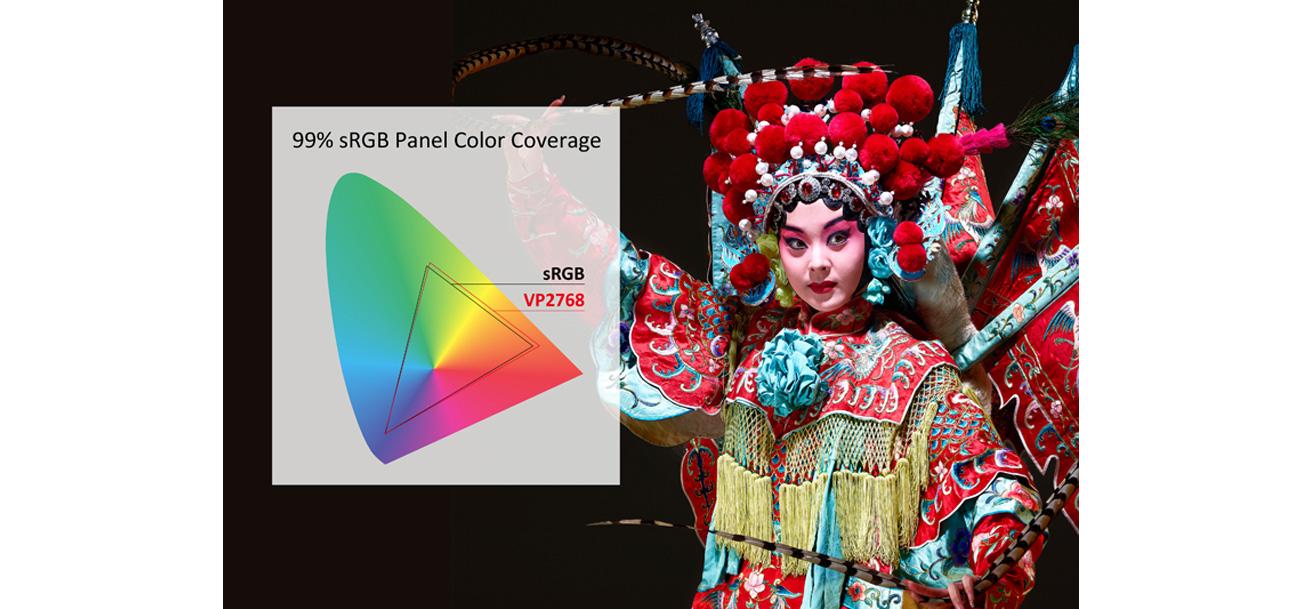 ViewSonic VP2768 sRGB