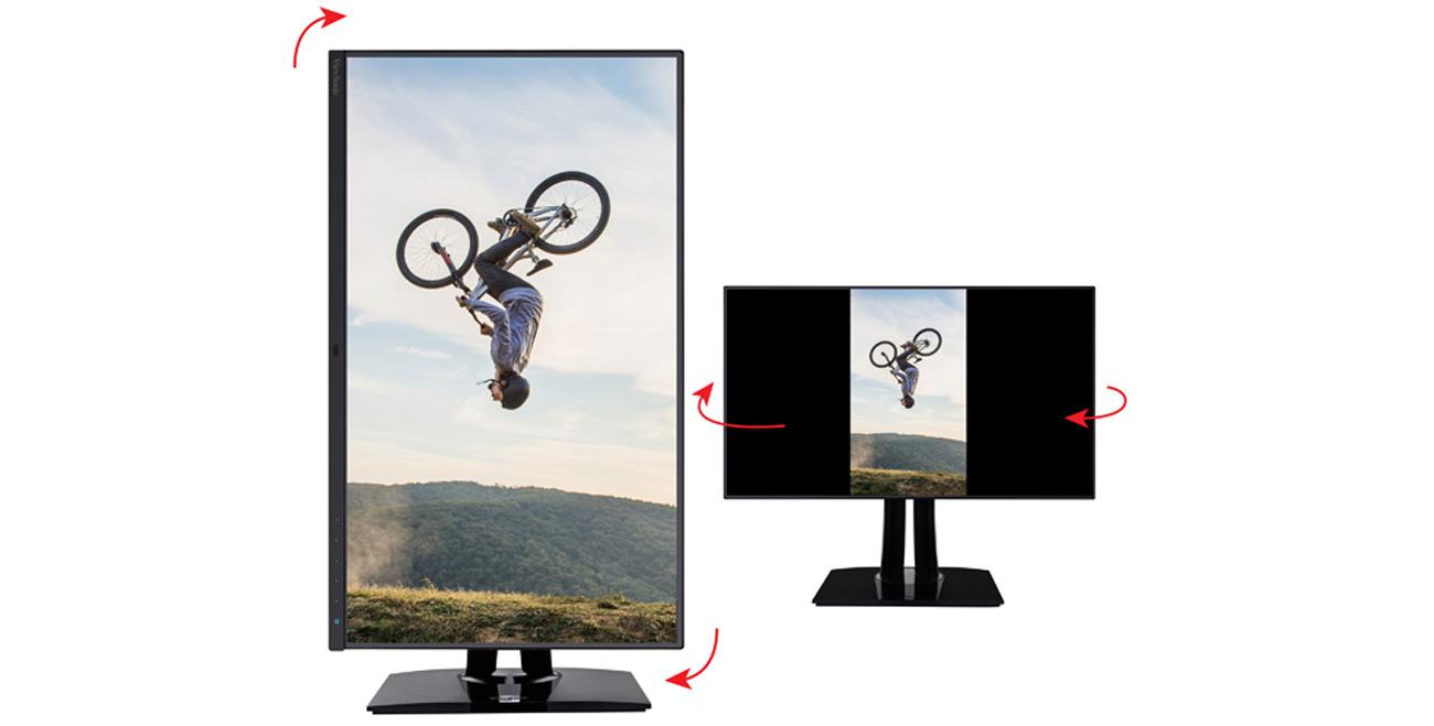 ViewSonic VP2785-4K  Brak Regulacje