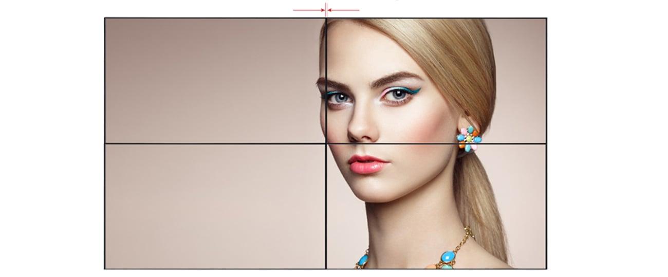 ViewSonic VP3268-4K Brak Obramowania