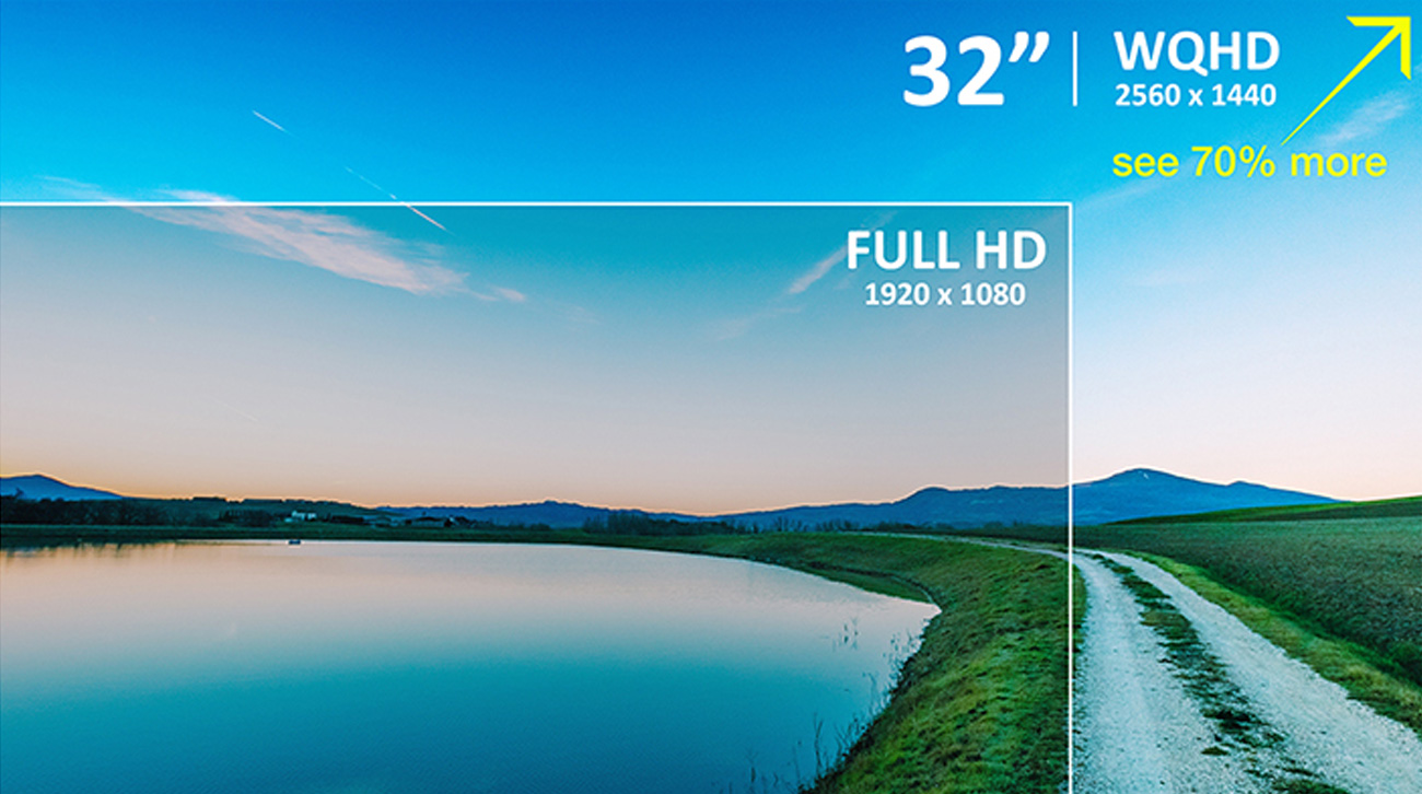 ViewSonic VX3276-2K-mhd WQHD