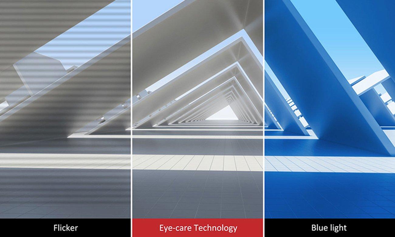 ViewSonic VX3276-mhd-2 Ochrona Oczu