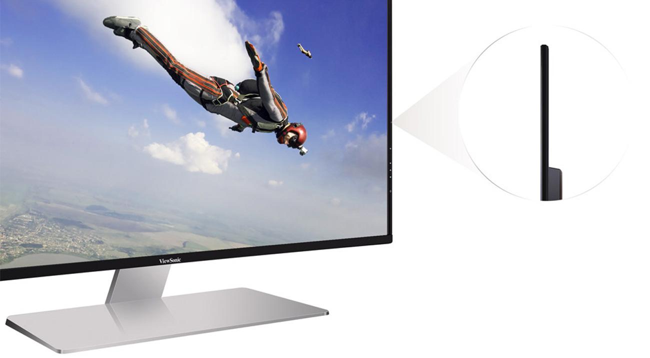 ViewSonic VX4380-4K Design