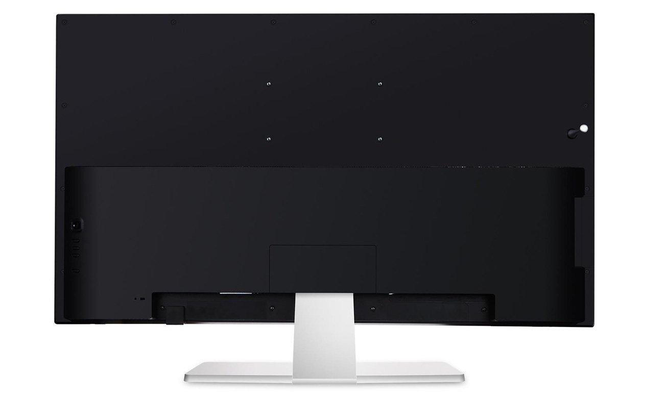ViewSonic VX4380-4K Porty
