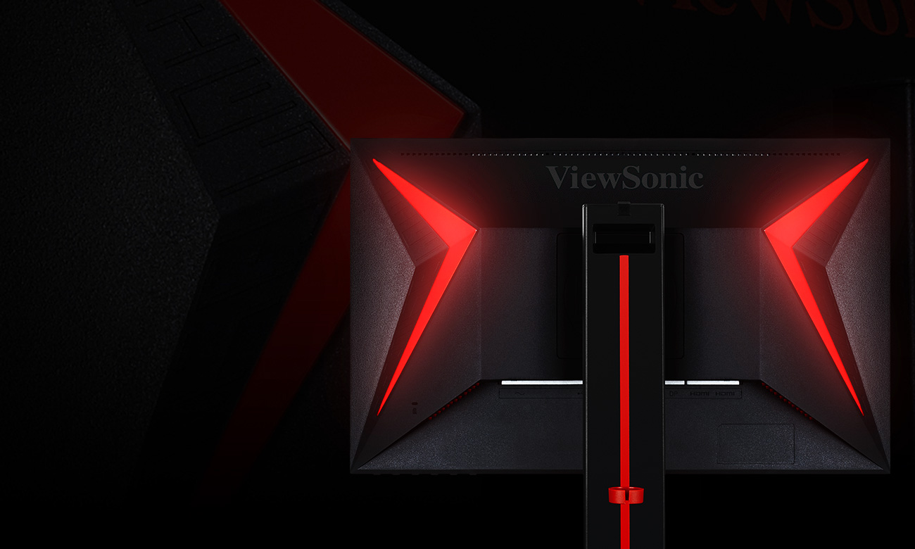 Vievsonic XG2402 Podświetlenie