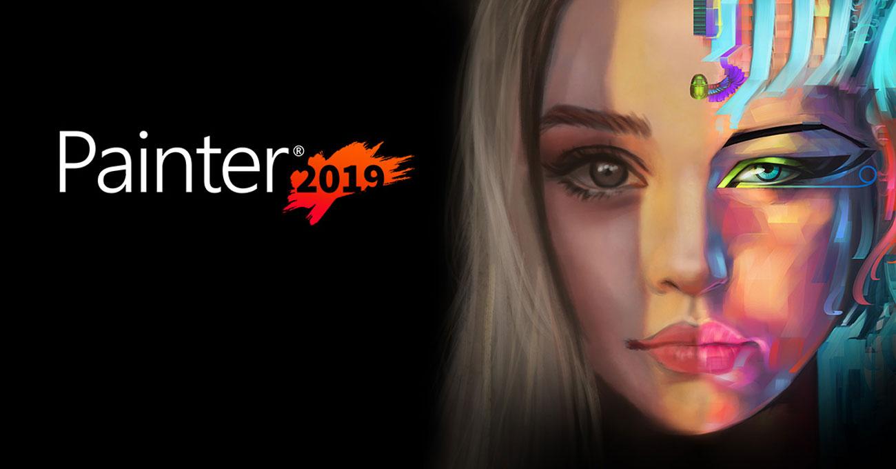 Program graficzny Corel Painter 2019