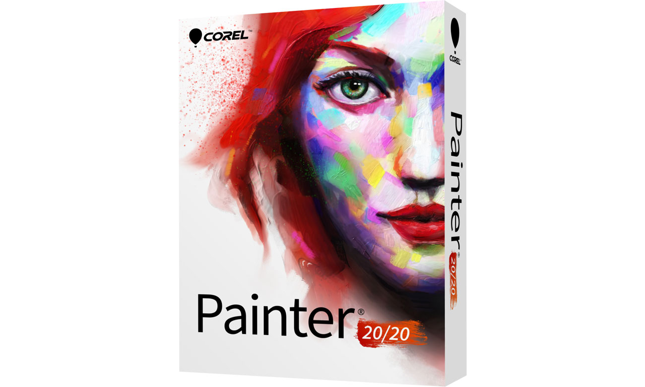Program graficzny Corel Painter 2020
