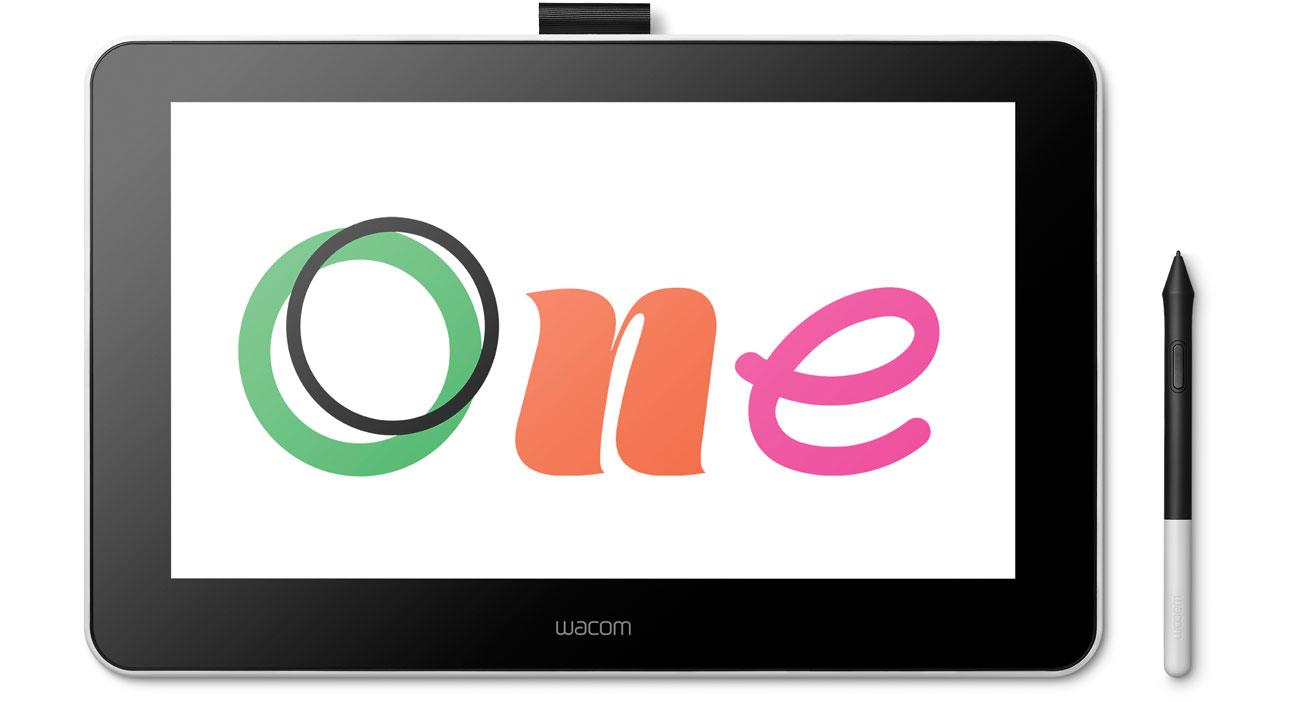Tablet graficzny Wacom One Display 13'' DTC-133W0B