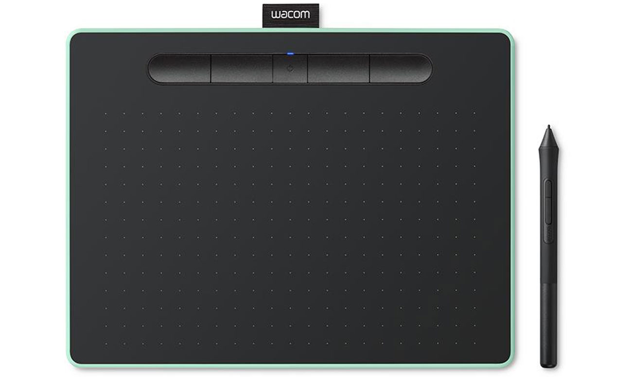 Wacom Intuos Pen i Bluetooth M pistacjowy