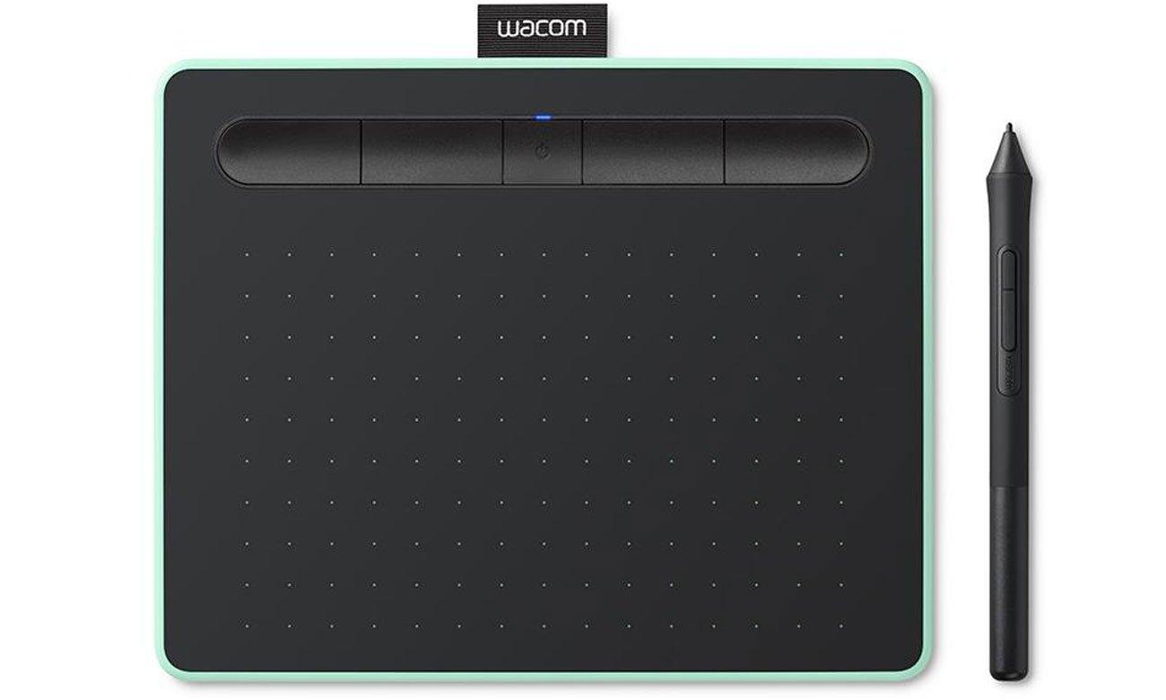 Wacom Intuos Pen i Bluetooth S pistacjowy
