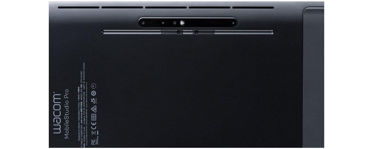 Wacom MobileStudio Pro 16 aparat