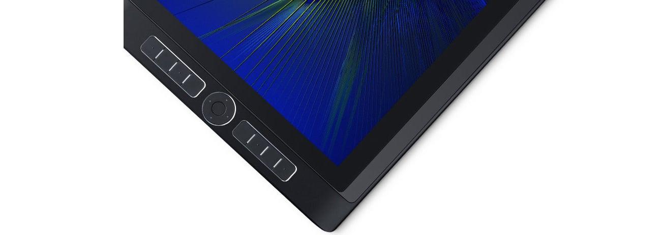 Wacom MobileStudio Pro 16 przyciski sterowania