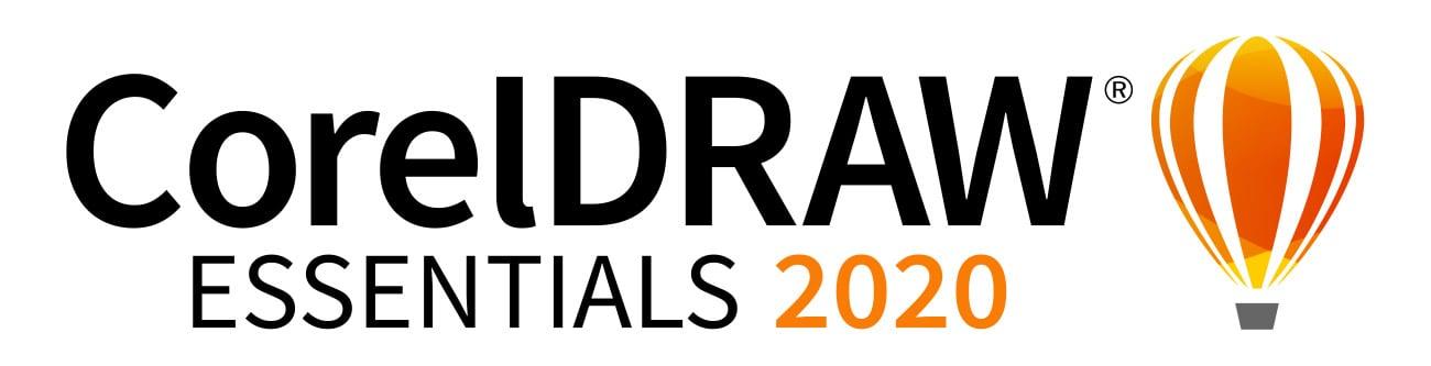 Program graficzny Corel DRAW Essentials 2020