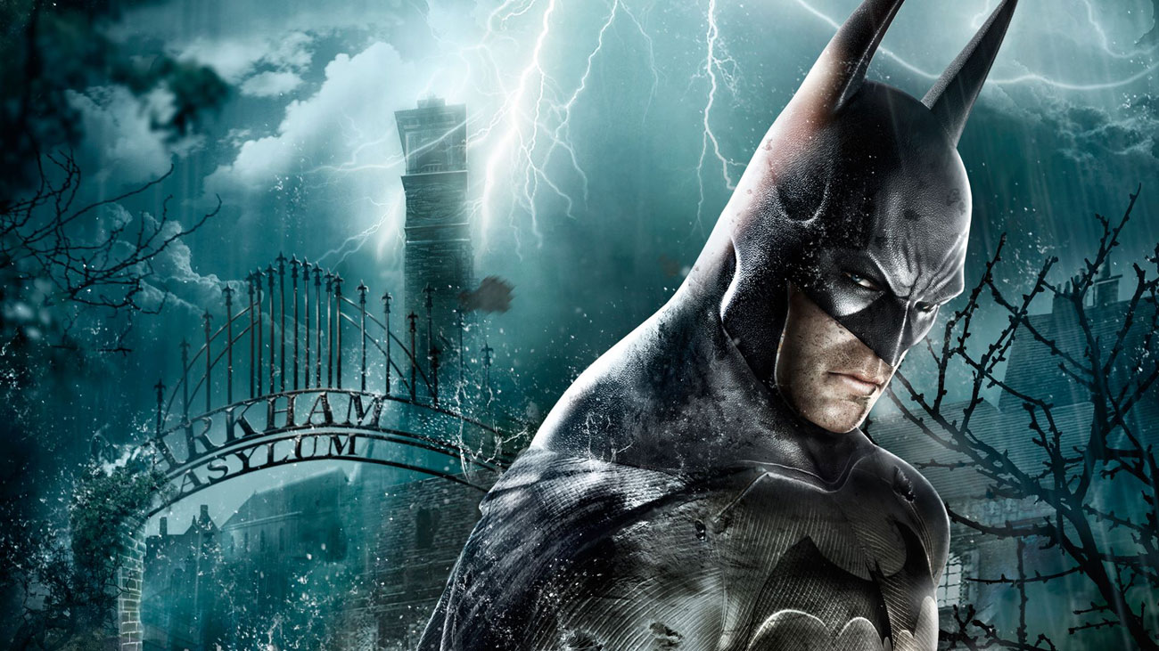 Gra PC Batman: Arkham Asylum GOTY