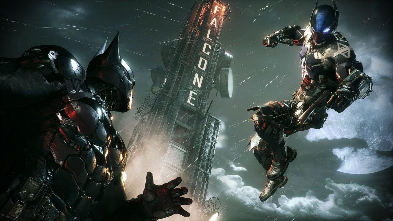 Poznaj Gotham w całej rozciągłości