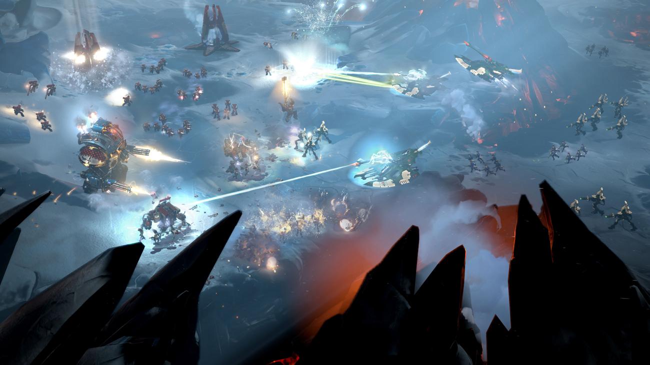 Warhammer 40000: Dawn of War III Kampania