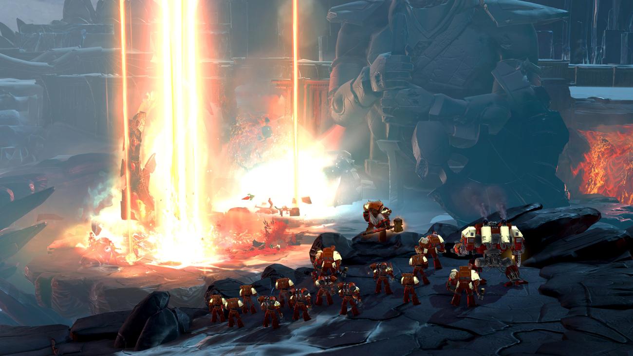 Warhammer 40000: Dawn of War III Zdolności