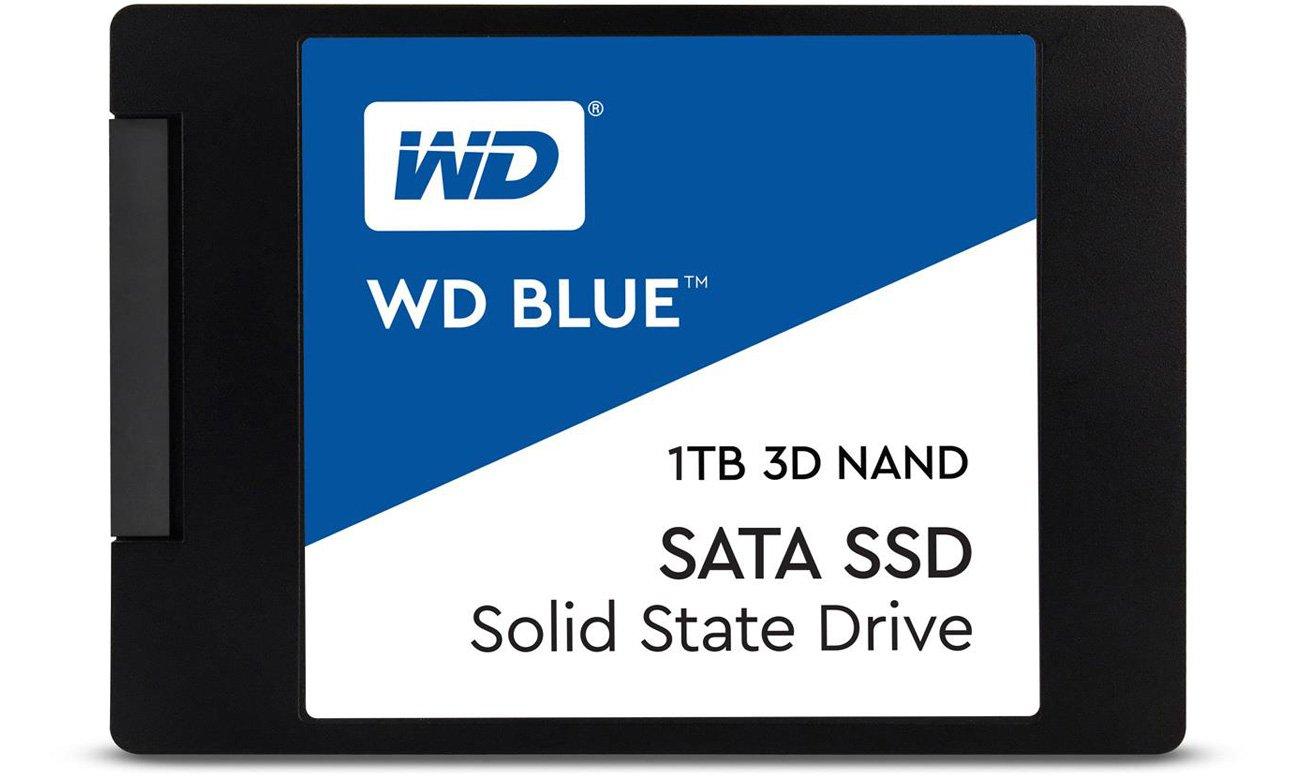 Dysk SSD 1TB WD Blue SSD 3D NAND WDS100T2B0A