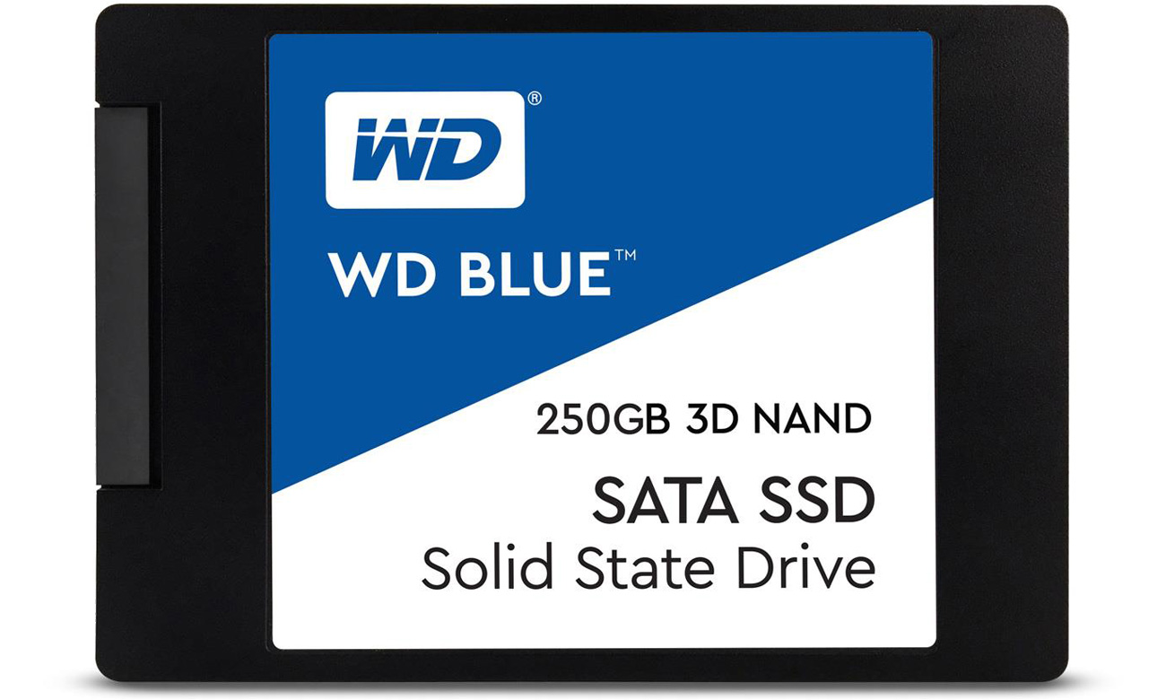 Dysk SSD 250GB WD Blue SSD 3D NAND WDS250G2B0A
