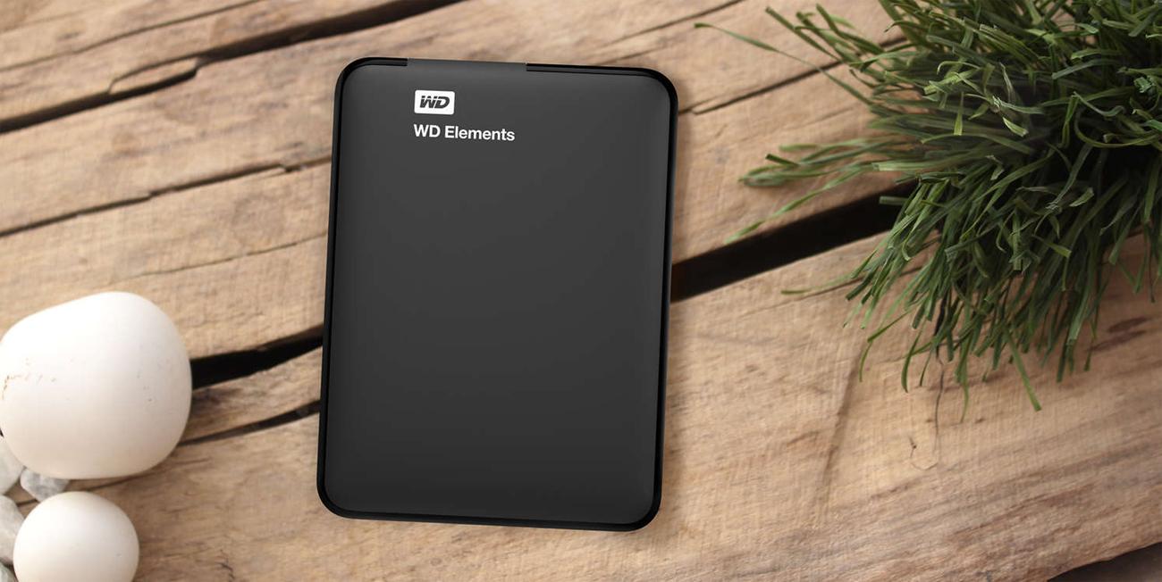 WD Elements Portable Pojemność 1,5 TB