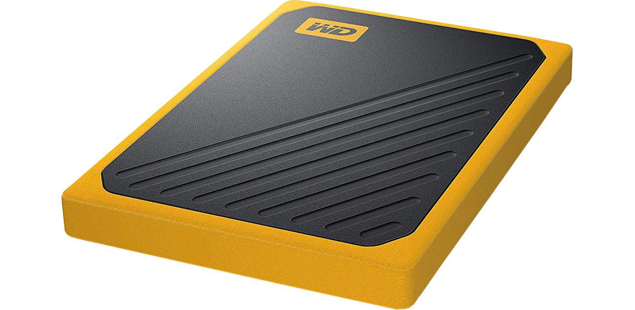 Dysk przenośny WD My Passport Go SSD 1TB żółty
