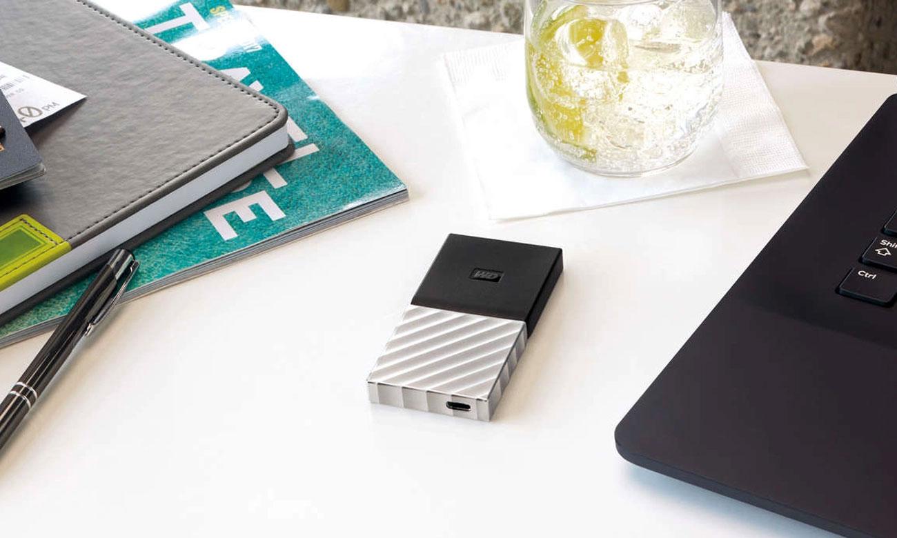 WD My Passport SSD Portable Storage - Przenośnydysk SSD
