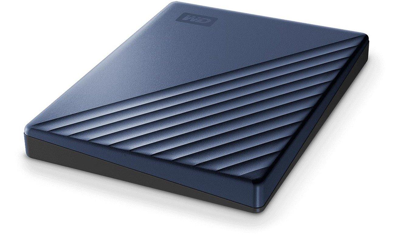 Przenośny dysk HDD WD My Passport Ultra 2TB Niebieski