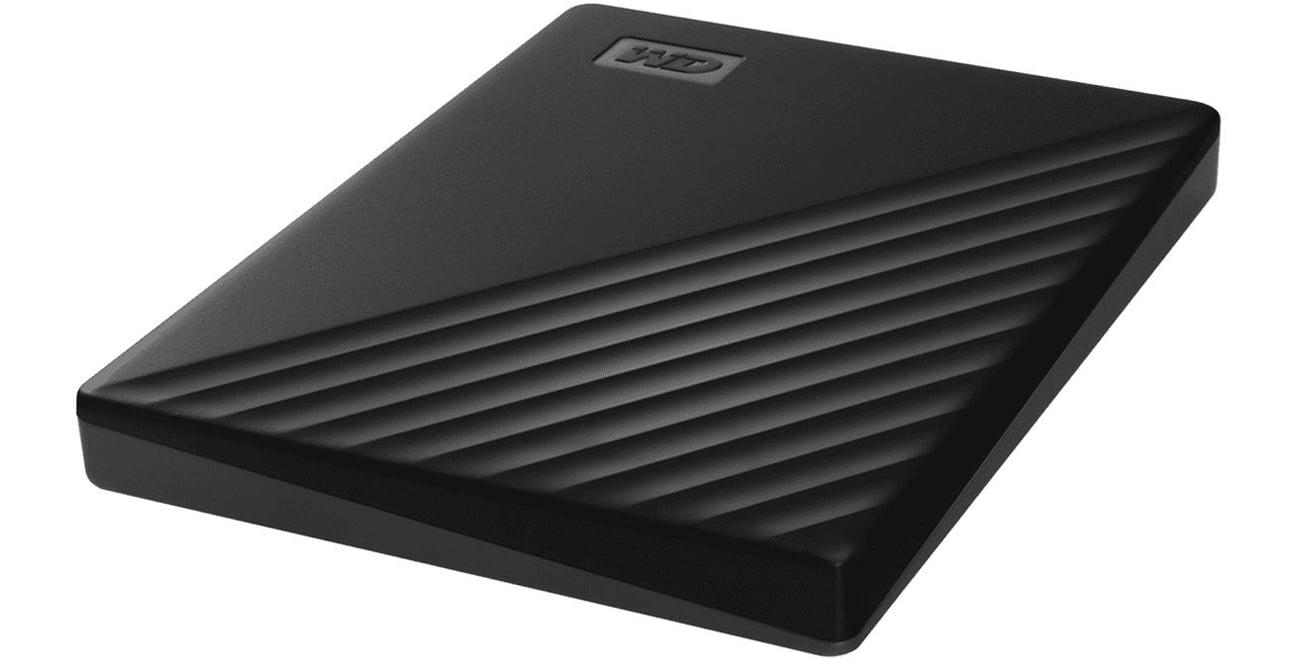 Przenośny dysk HDD WD My Passport 1TB Czarny