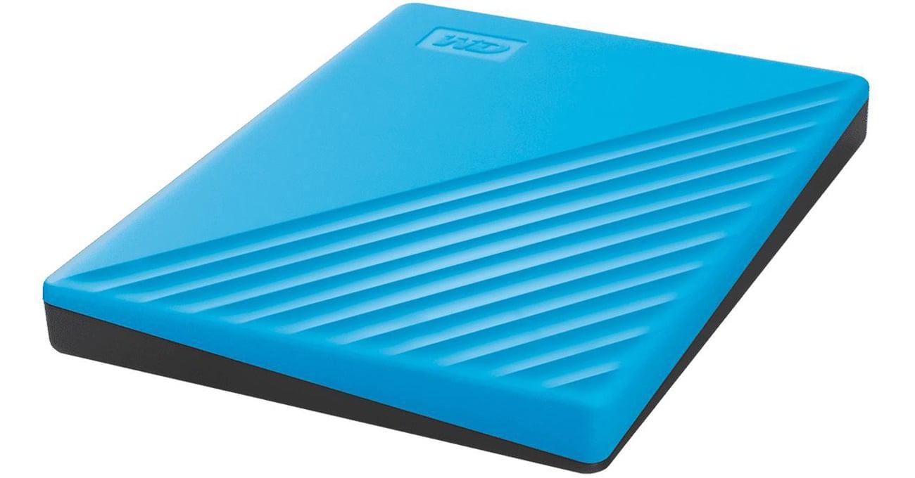 Przenośny dysk HDD WD My Passport 2TB Niebieski