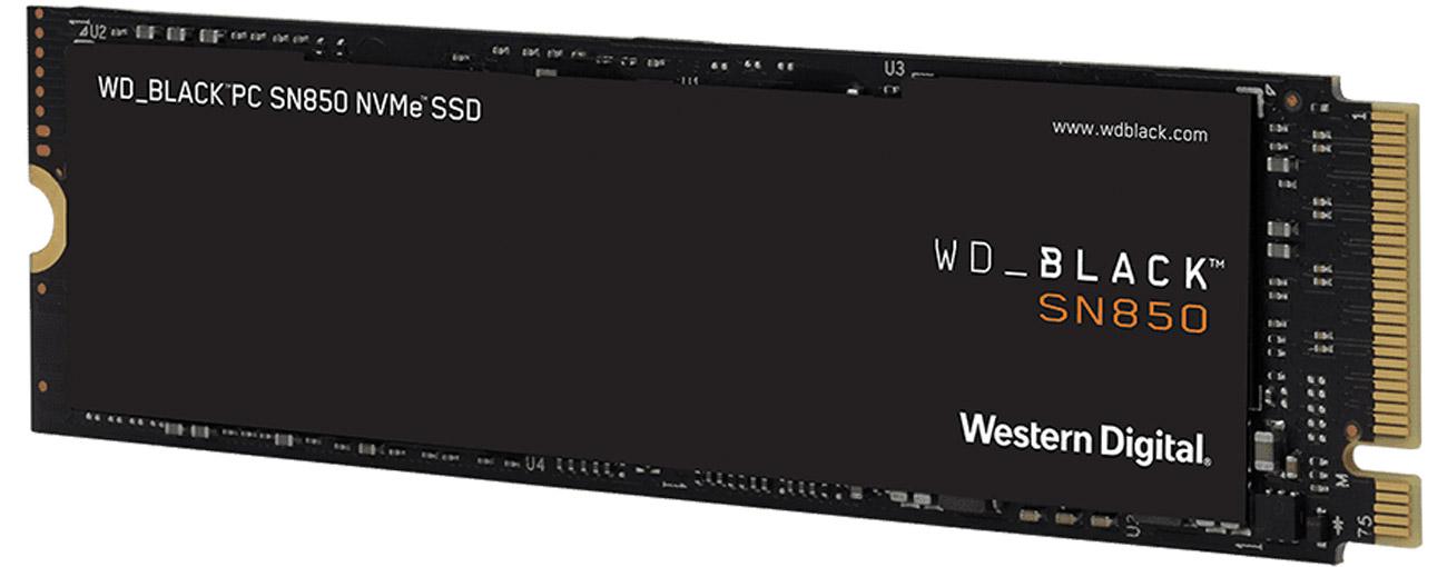 Dysk SSD WD_BLACK SN850 NVMe 500GB
