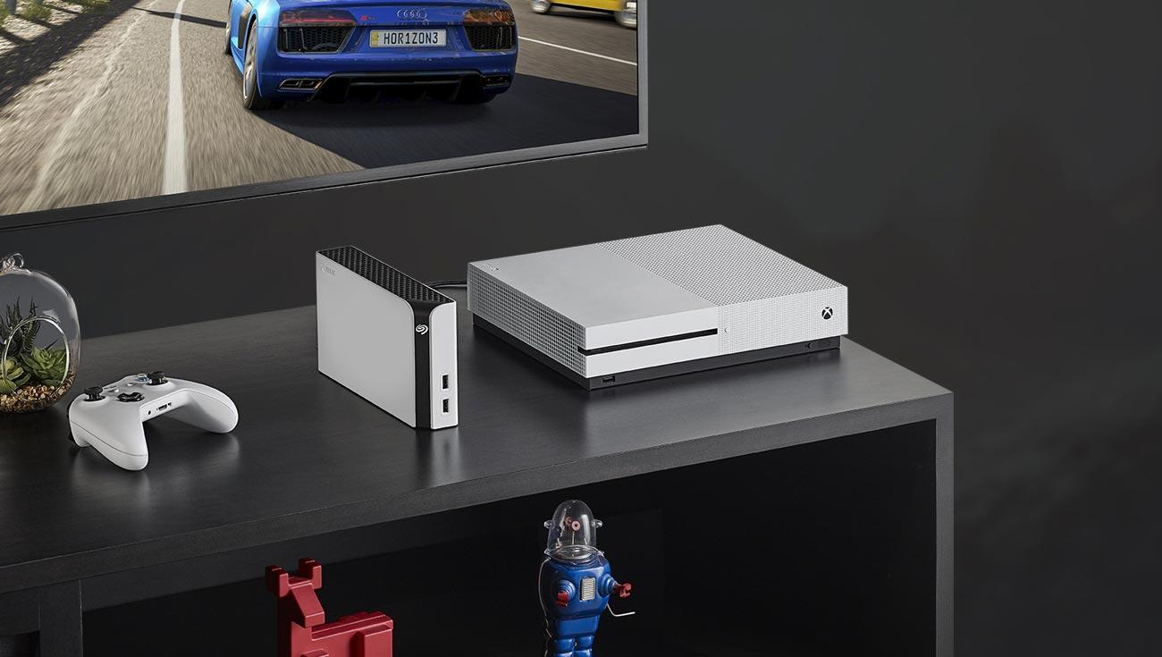 Game Drive Hub Xbox 8TB