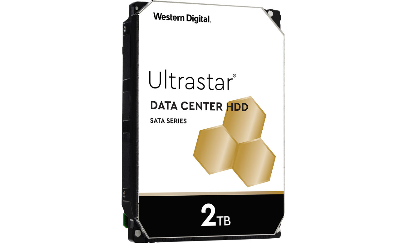 Dysk HDD Western Digital Ultrastar 2TB